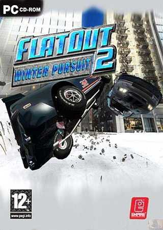 Скачать FlatOut 2: Winter Pursuit торрент