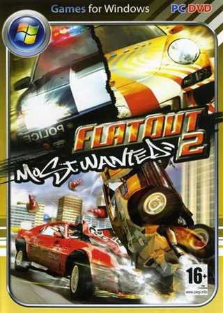 Скачать FlatOut 2 Most Wanted торрент