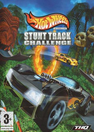 Скачать Hot Wheels Stunt Track Challenge торрент