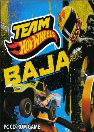 Скачать TEAM HOT WHEELS baja торрент