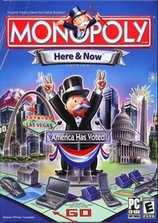 Скачать Portable Monopoly Here & Now торрент