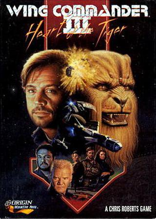 Скачать Wing Commander 3: Heart of the Tiger торрент