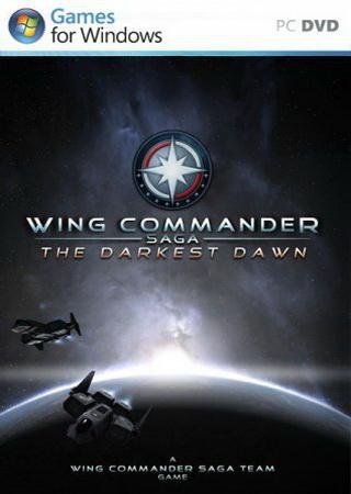 Скачать Wing Commander Saga: The Darkest Dawn торрент