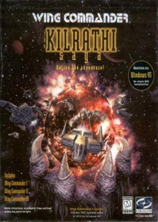 Скачать Wing Commander: The Kilrathi Saga торрент