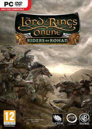 Скачать The Lord of the Rings Online: Riders of Rohan торрент