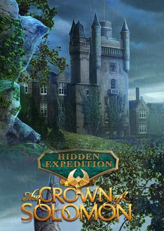 Скачать Hidden Expedition 7: The Crown of Solomon торрент