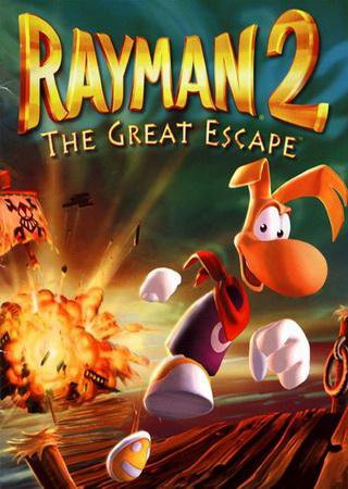 Скачать Rayman 2: The Great Escape торрент