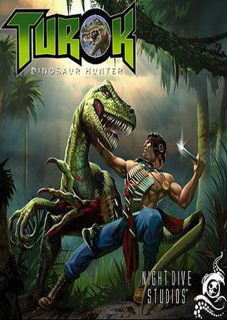 Скачать Turok: Dinosaur Hunter 2015 торрент