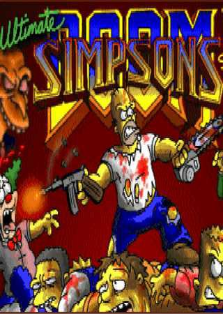 Скачать Ultimate Simpsons DOOM торрент