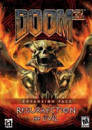 Скачать Doom 3: Resurrection of Evil торрент
