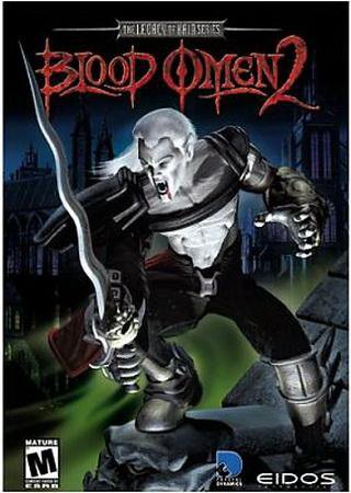 Скачать Legacy of Kain: Blood Omen 2 торрент
