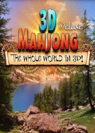 Mahjong Deluxe: The Whole World in 3D Скачать Торрент