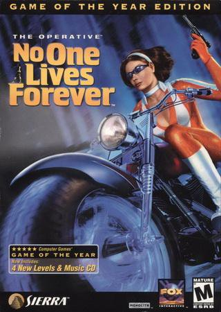 Скачать No One Lives Forever торрент
