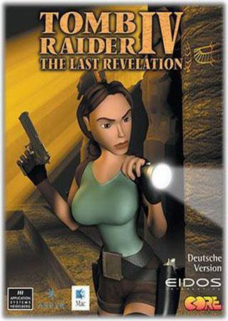 Tomb Raider 4: The Last Revelation Скачать Торрент
