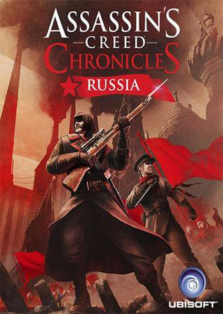 Скачать Assassins Creed Chronicles: Russia торрент