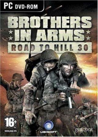 Скачать Brothers in Arms: Road to Hill 30 торрент