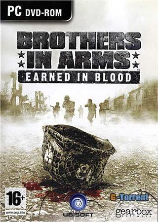 Скачать Brothers in Arms: Earned in Blood торрент