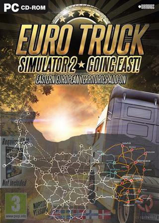 Скачать Euro Truck Simulator 2: Going East торрент