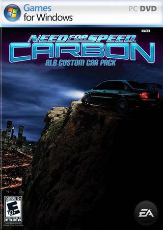 Скачать Need for Speed: Carbon Alb Custom Car Pack v 1.4 торрент