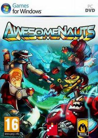 Скачать Awesomenauts: Overdrive Expansion торрент