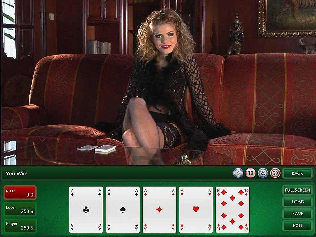Virtual strip poker babes