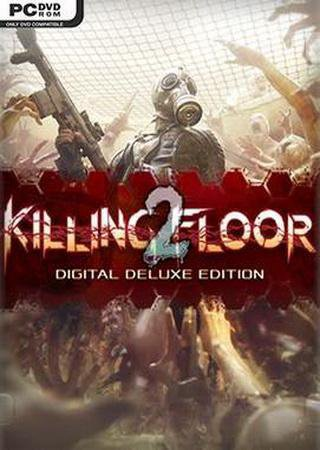 Скачать Killing Floor 2: Digital Deluxe Edition торрент