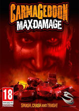 Скачать Carmageddon: Max Damage торрент