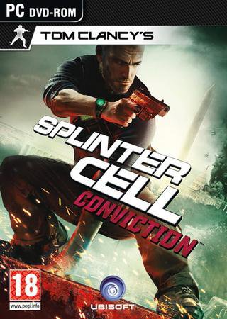 Tom Clancys Splinter Cell: Conviction Скачать Торрент