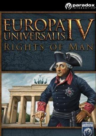 Скачать Europa Universalis 4: Rights of Man торрент