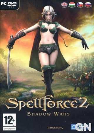 Скачать SpellForce 2 - Shadow Wars торрент