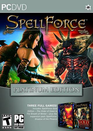 Скачать Spellforce Platinum Edition торрент