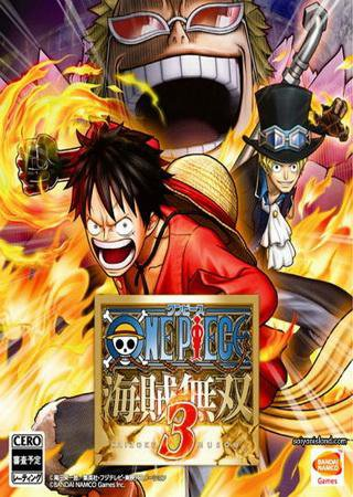 Скачать One Piece: Pirate Warriors 3 торрент