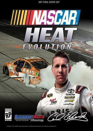 Скачать NASCAR: Heat Evolution торрент