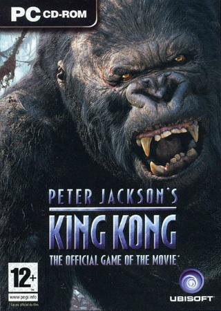 Скачать Peter Jackson's King Kong: The Official Game of the Movie - Gamer's Edition торрент