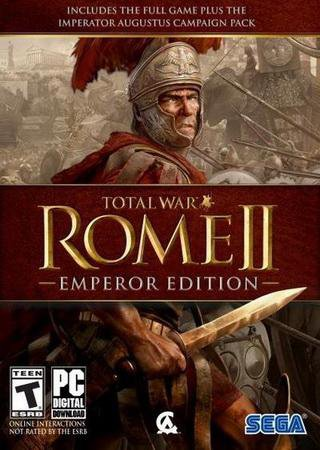 Скачать Total War: Rome 2 - Emperor Edition торрент