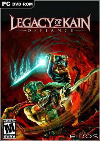 Скачать Legacy of Kain: Anthology торрент
