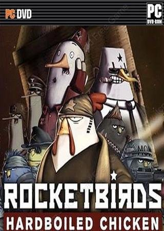 Скачать Rocketbirds: Hardboiled Chicken торрент