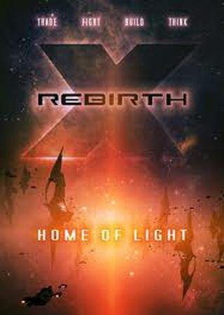 Скачать X Rebirth: Home of Light торрент