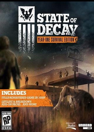 Скачать State of Decay: Year One Survival Edition торрент
