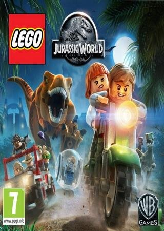 Скачать LEGO: Jurassic World торрент
