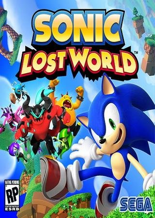 Скачать Sonic Lost World торрент