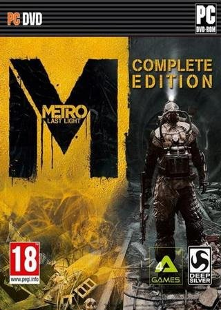 Metro: Last Light - Complete Edition Скачать Торрент