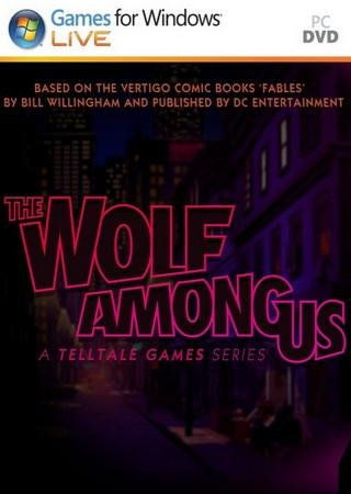 Скачать The Wolf Among Us: Complete Season торрент