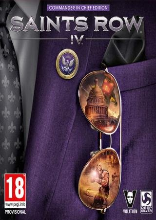 Скачать Saints Row 4: Commander-in-Chief Edition торрент