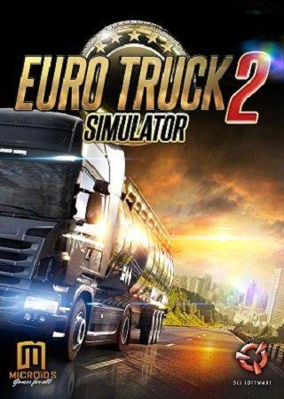 Скачать Euro Truck Simulator 2: Gold Bundle торрент