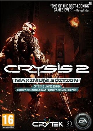 Скачать Crysis 2: Maximum Edition торрент