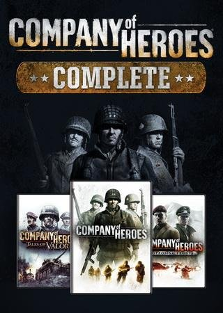 Скачать Company of Heroes: Complete Edition торрент