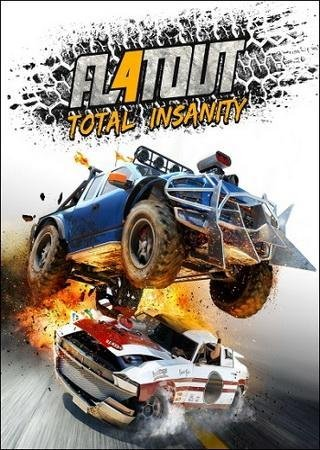 Скачать FlatOut 4: Total Insanity торрент