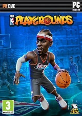 Скачать NBA Playgrounds торрент