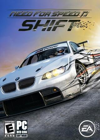 Скачать Need For Speed SHIFT торрент
